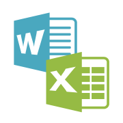app__Word-Excel-icon